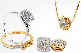 Скидка 20% на ювелирные изделия из золота и серебра + дисконтные карты