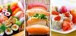 Скидка 30% на суши на вынос