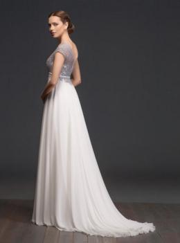 Скидки на cвадебные платья для осенних невест