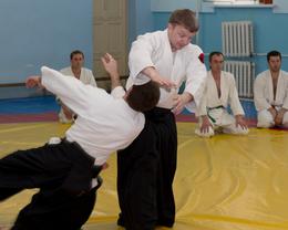 Обучение Акция «Абонемент на айкидо на 1 месяц (12 занятий)  всего за 65 рублей» До 30 ноября