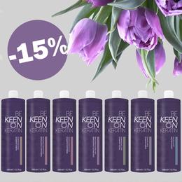 Красота и здоровье Скидка 15% на продукцию KEEN До 31 марта