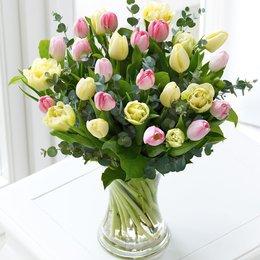 Прочее Акция «Каждый пятый тюльпан в подарок» До 12 февраля