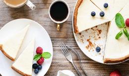 Скидка 20% на десерт «Наполеон» либо «Чизкейк» при заказе двух видов кофе