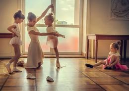 Акция «Бесплатное пробное занятие в детской хореографической школе»