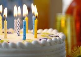 Скидка 20% на заказ в день рождения
