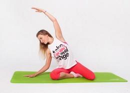 Абонемент на утреннюю йогу со скидкой – 49 руб. вместо 60 руб.
