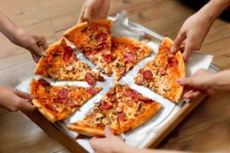 Акция «Получи бесплатно пиццу»