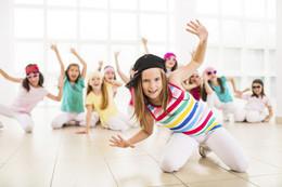 Акция «Приглашаем ДЕТЕЙ и ПОДРОСТКОВ на открытые занятия по танцам и фитнесу»