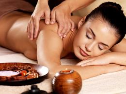 Скидки до 20% на услуги массажа