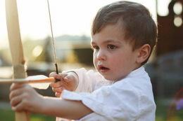 Скидка 20% на обучение стрельбе из классического или блочного лука по будним дням.