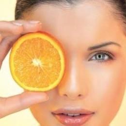 Акция «Апельсиновый пилинг со скидкой 15%»