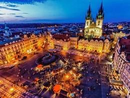 Скидка на тур в Чехию