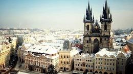 Скидка на тур «Рождественская Прага»