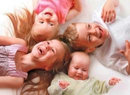 Скидки от 15% на посещение центра детям из многодетных семей