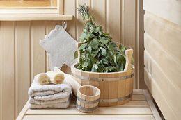 Акция «При бронирования усадьбы баня бесплатно и угли для шашлыков в подарок»