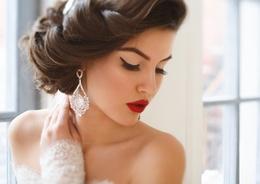 Акция «Свадебная прическа + макияж – 180 руб.»