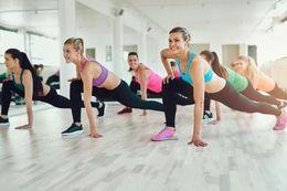Скидка 10% на фитнес в апреле для новых клиентов