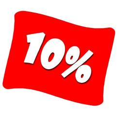 Скидка 10% в кафе