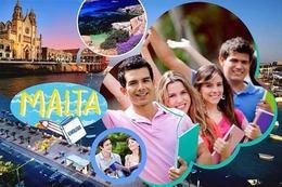 Мальта. Скидка 30% на курс английского языка