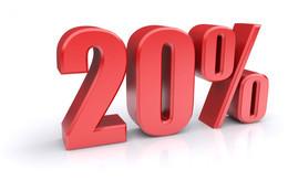 Скидка 20% на первый абонемент