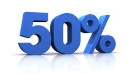 Скидка 50% для детей сирот