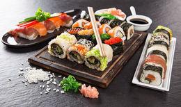 Скидки до 35% в «Sushi Noris»