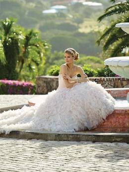 Акция «Распродажа свадебных платьев»