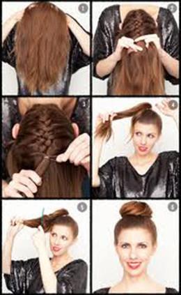 Скидка 20% на курс обучения «Прически на длинных волосах»