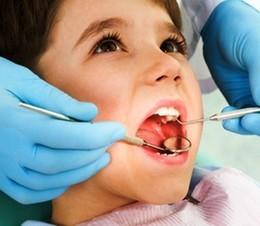 Скидка до 20% на лечение детских зубов