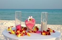 Песочная церемонияв подарок