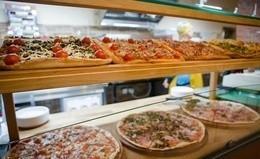 Скидка 50% на сэндвичи и пиццу