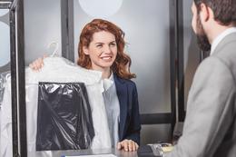 Скидка 20% на услуги химической чистки при покупке на сумму от 50 BYN в универмаге «Беларусь»
