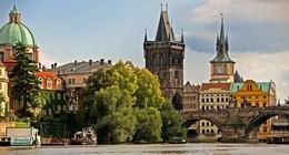 Акция на тур «Прага – Карловы Вары – Вена — Дрезден — Вышеград»