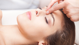 Скидка 10% на массаж лица