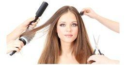 Скидка 20% на парикмахерские услуги