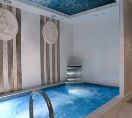 Баня с бассейном, сауна, беседка и мангал - бесплатно