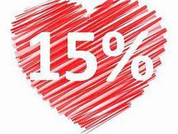 Акция «Сувениры со скидкой 15%»