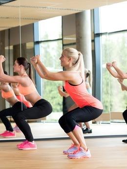 Спорт Скидки на абонементы в фитнес-центр До 31 декабря