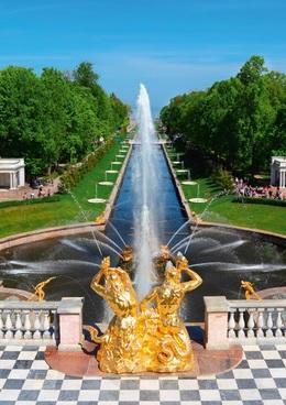 Туризм Акция «Петергоф в подарок» До 29 мая