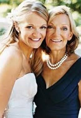 Скидка 50% на образ мамы невесты