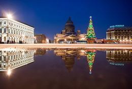 Акция «При покупке тура в Петербург и написания отзыва о нем после поездки — фирменная сумка в подарок»