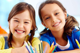 Скидка 10% на курсы иностранных языков при обучении 2-ух детей