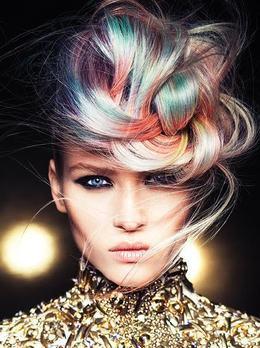 Акция «Стоимость вечернего макияжа делим пополам»