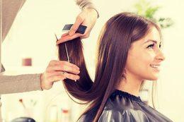 Скидка 30% на стрижку и окрашивание волос весь апрель