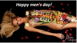 Скидка в честь Всемирного Дня мужчин