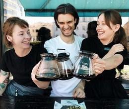 Кафе и рестораны Акция «Закажите к завтраку фильтр-кофе и пополняйте им свою чашку неограниченное количество раз» До 31 декабря