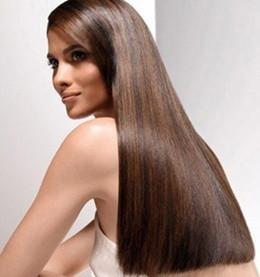 Скидка 10% на ламинирование волос