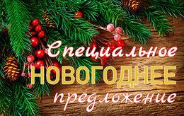 Новогоднее предложение: всего от 70 рублей на персону!