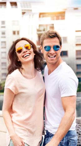 Солнцезащитные очки мировых брендов в Бресте со скидкой 50%