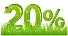 Скидка 20% на ранее бронирование путёвок на летний период